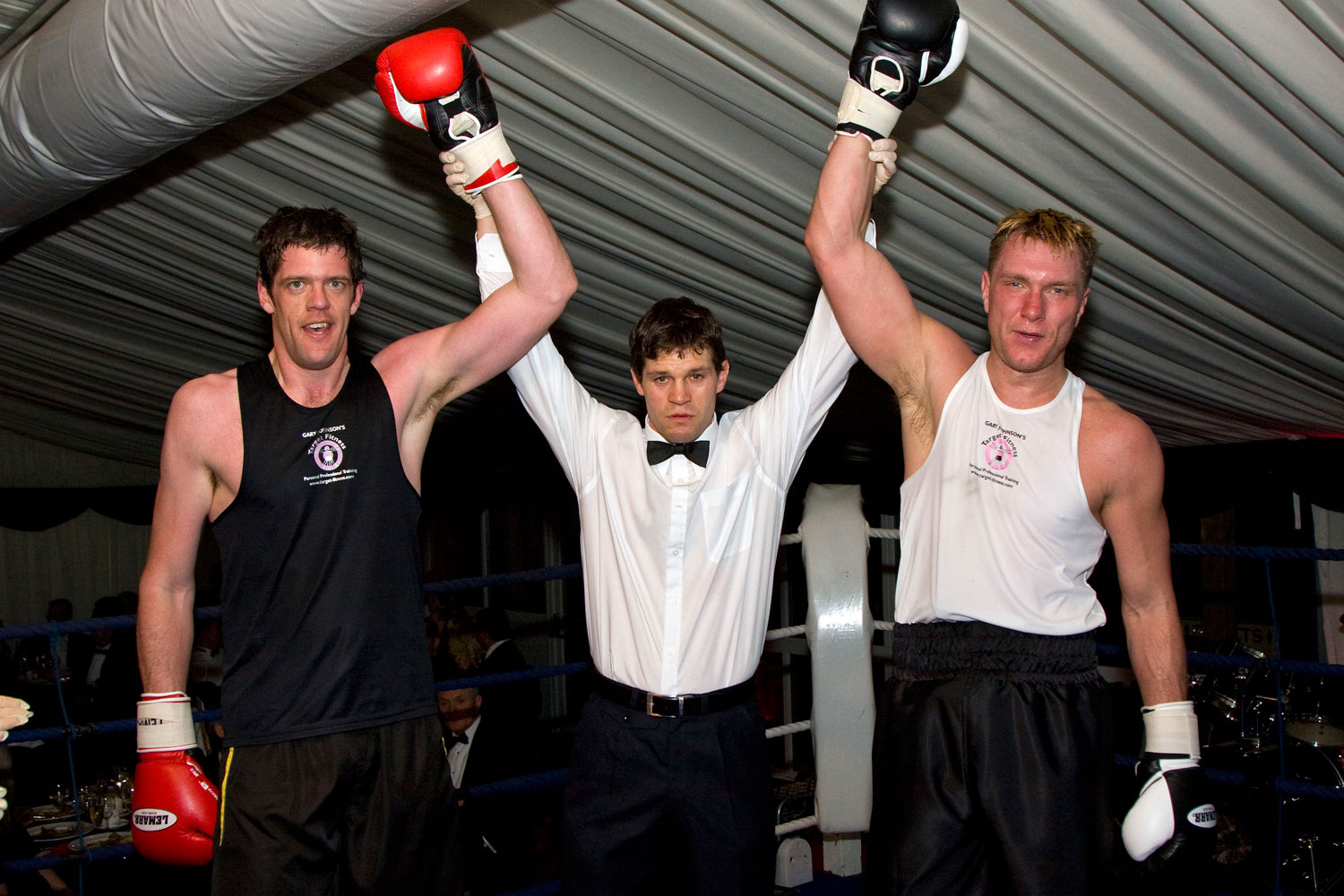 Charity Boxing gala for The Playbarn